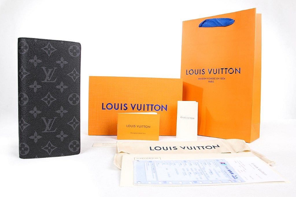 DOMPET PRIA MURAH LV LO UIS VUITTON MIRROR 1:1 QUALITY IMPORT-LW LVM 3